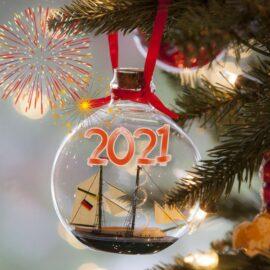 God Jul och Gott Nytt Båtår